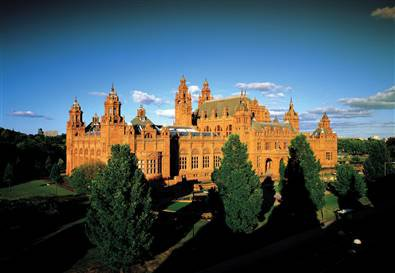 Glasgow Kelvingrove Art Gallery