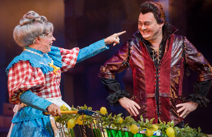 Beauty & The Beast Pantomime