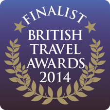 British Travel Awards 2014 Finalist