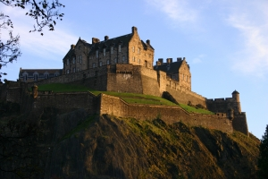 Edinburgh Castle Facts & History