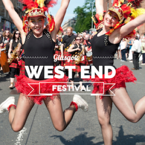 West End Festival in Glasgow 2019