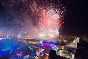 Edinburgh New Year Street Party - Hogmanay Tickets 2018